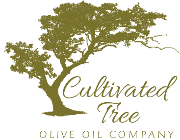 Cultivated Tree Olive Oil Company Logo