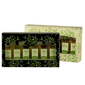 Cultivated Tree Sampler of our most popular items in 60 ml bottles boxed.